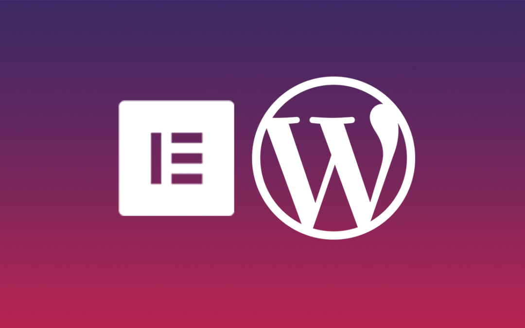 WordPress elementor